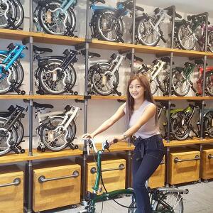 트와이스 정리정돈 :: 자전거 사러 간 지효