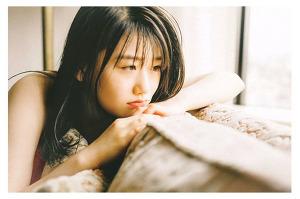 HKT48 Ayaka Oda Watashi no Iro ni on EX Taishu Magazine