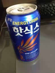 음료수 - 핫식스 대용량