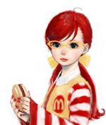 음식 - 맥도날드 감자튀김