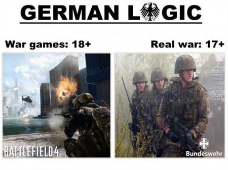 독일의 이상한 연령기준