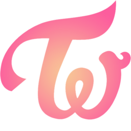 트와이스 로고  svg 파일