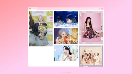 티스토리 반응형 스킨 배포 [Lovely Pink]