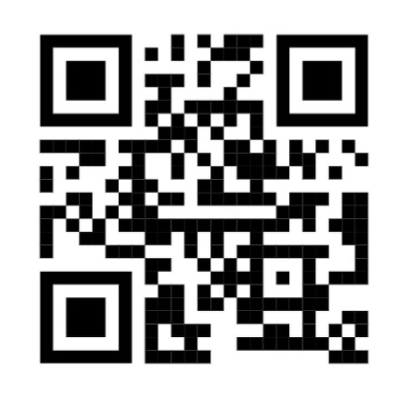 블로그 QR 코드