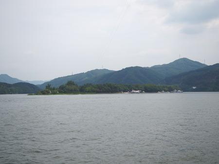 휴가철 여행: 춘천 - 남이섬