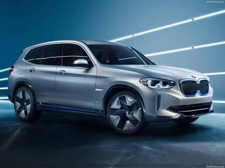 BMW iX3 컨셉