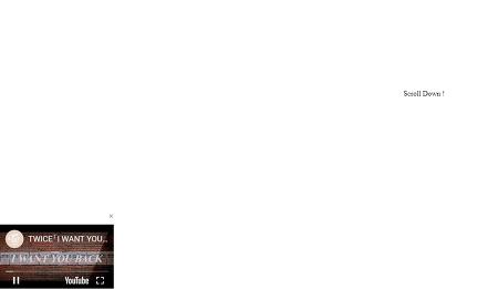 [Javascript, CSS] 스크롤 밖으로 나가면 비디오 고정하기