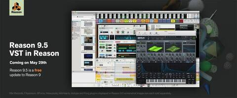 Propellerhead / Reason 9.5 FAQ