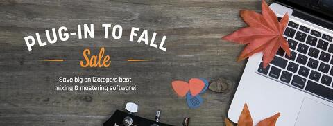 iZotope / Plug-in to Fall