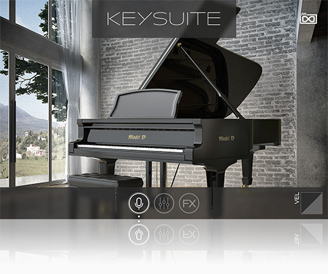 UVI / Key Suite Acoustic