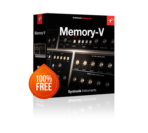 Audio Plugin Deals / IK Multimedia Memory-V