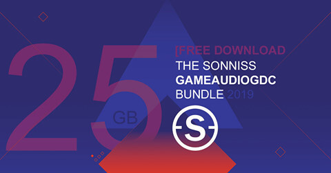 Sonniss / Game Audio GDC Bundle 2019