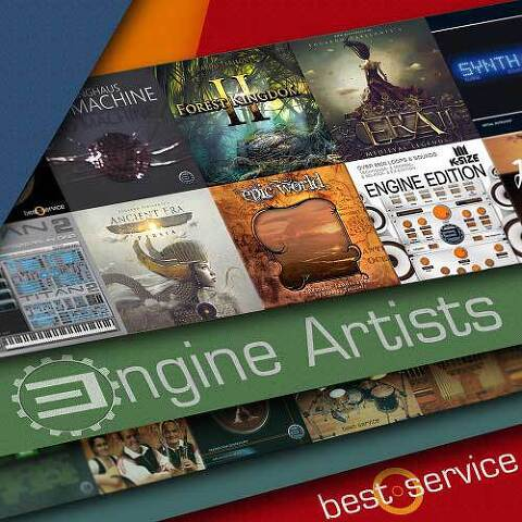 Best Service / Engine Artists Library