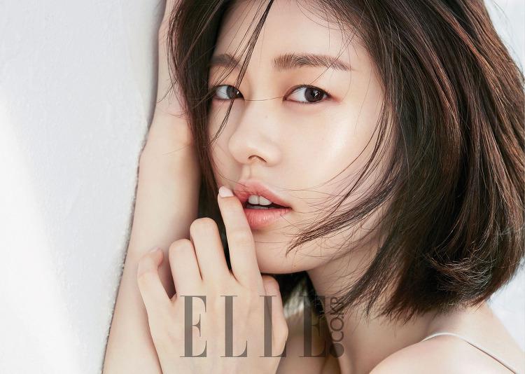 ELLE x Make Up For Ever 정소민