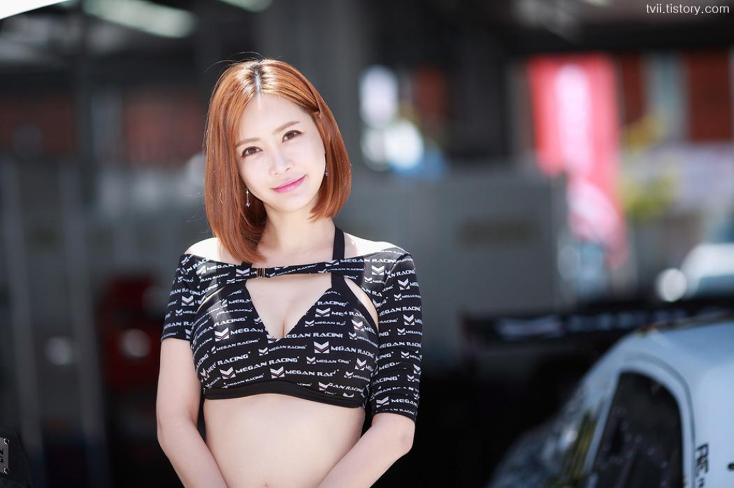 2017 슈퍼레이스 2전 민수아