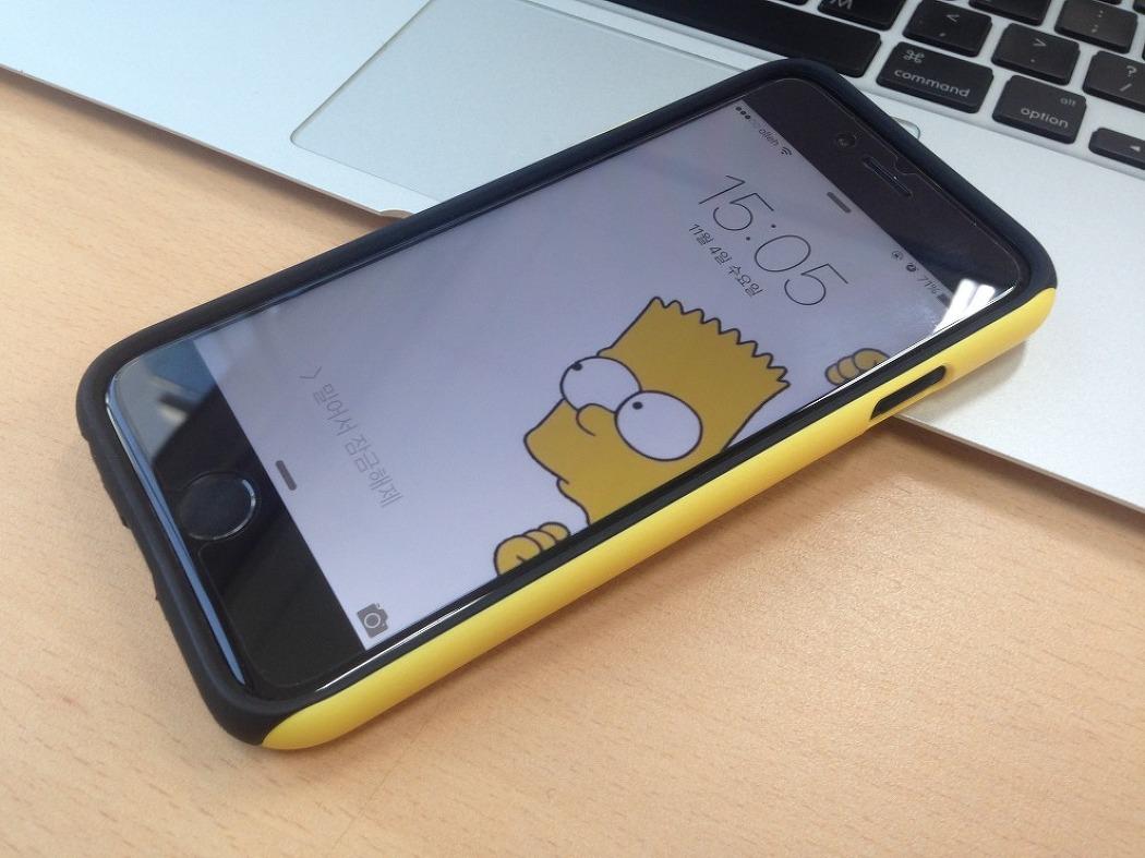 아이폰6S 일주일 사용기..