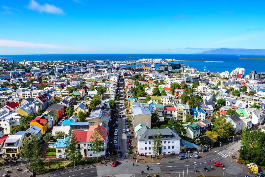 지구과학교사들의 아이슬란드 지질여행 55-레이캬 비크