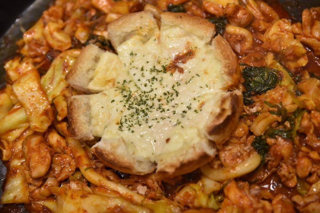 성수동 닭갈비 맛집 박가부대