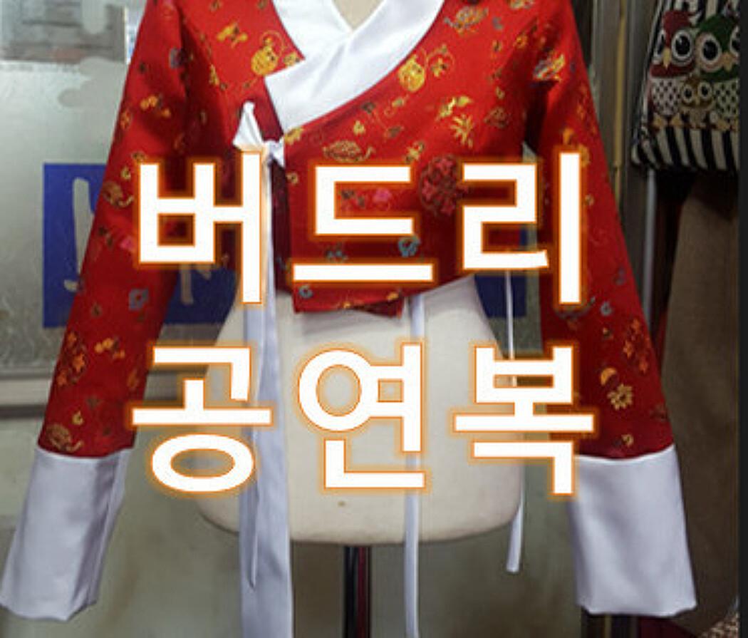 버드리 붉은 공연봇 (feat. 한복느낌)