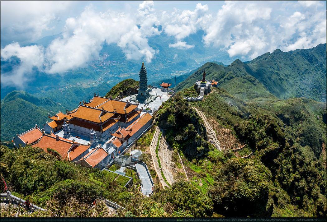 베트남 사파 (8) - 판시판 산