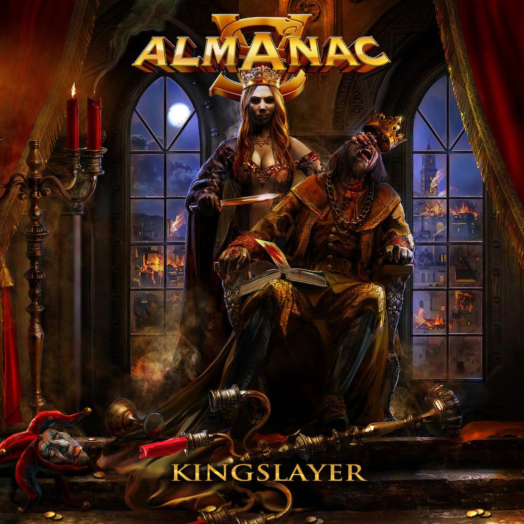 ALMANAC, 확실하게 안착된 개성있는 사운드로 돌아온 알마낙의 두 번째 앨범
