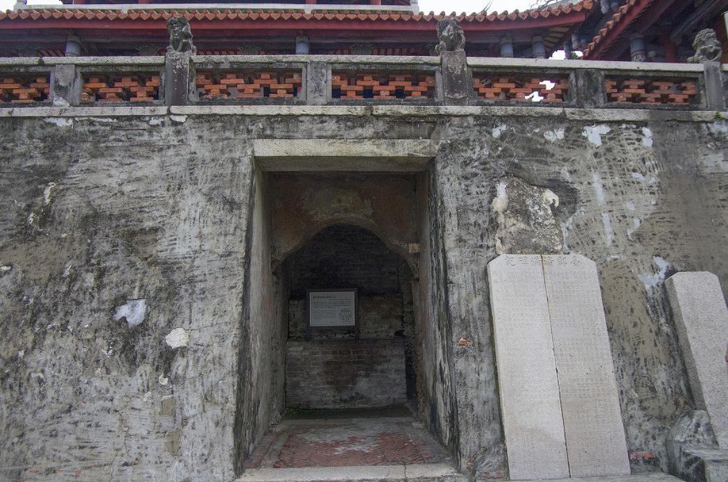 대만 여행 - 둘째날 : 3. 타이난 (츠칸러우 - 프로방시아성)