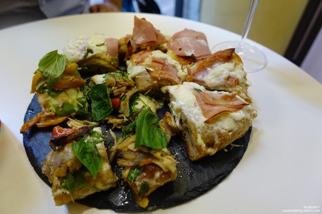 이탈리아 여행에서 꼭 먹어야하는 음식 - 피렌..