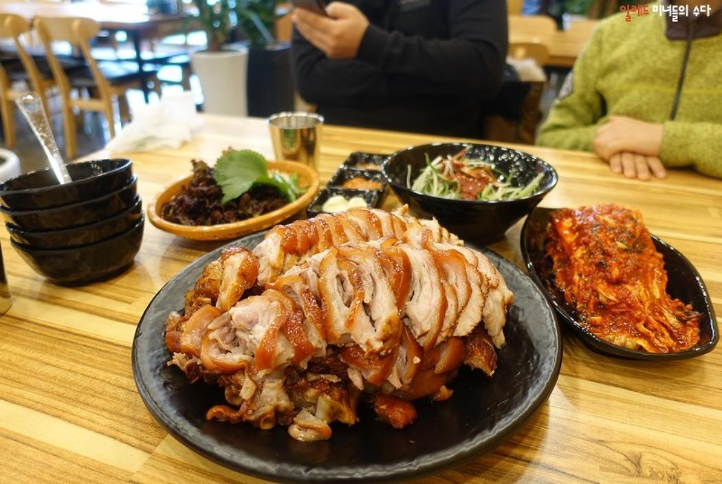 호평동맛집 동원한방족발 옴뇸뇸~ 진심추천 !!!
