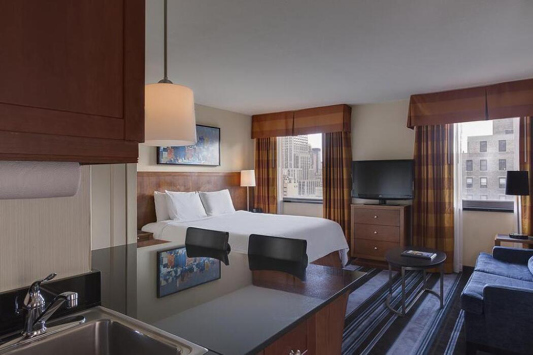 뉴욕 맨해튼 가족여행 추천 부티크 호텔, 레지던스 [미국 여행 추천 숙소]