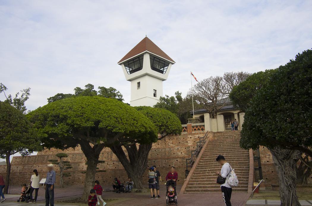 대만 여행 - 둘째날 : 2. 타이난 - 안평고보(질란디아요새) & 안평개대천후궁