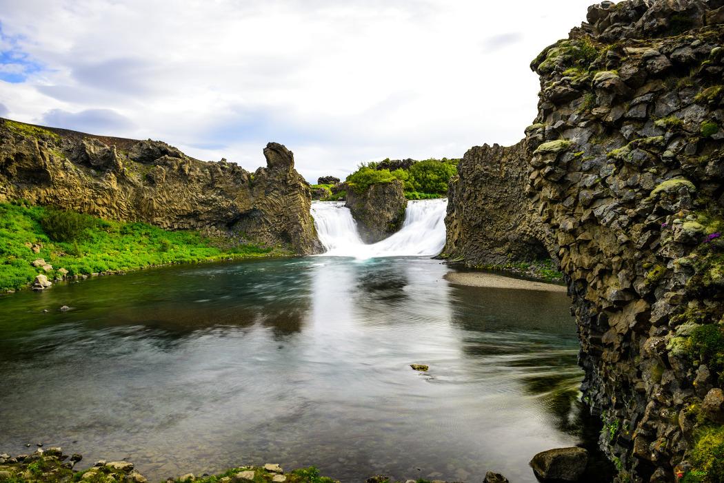 지구과학교사들의 아이슬란드 지질여행 54-란드만날뢰이가르