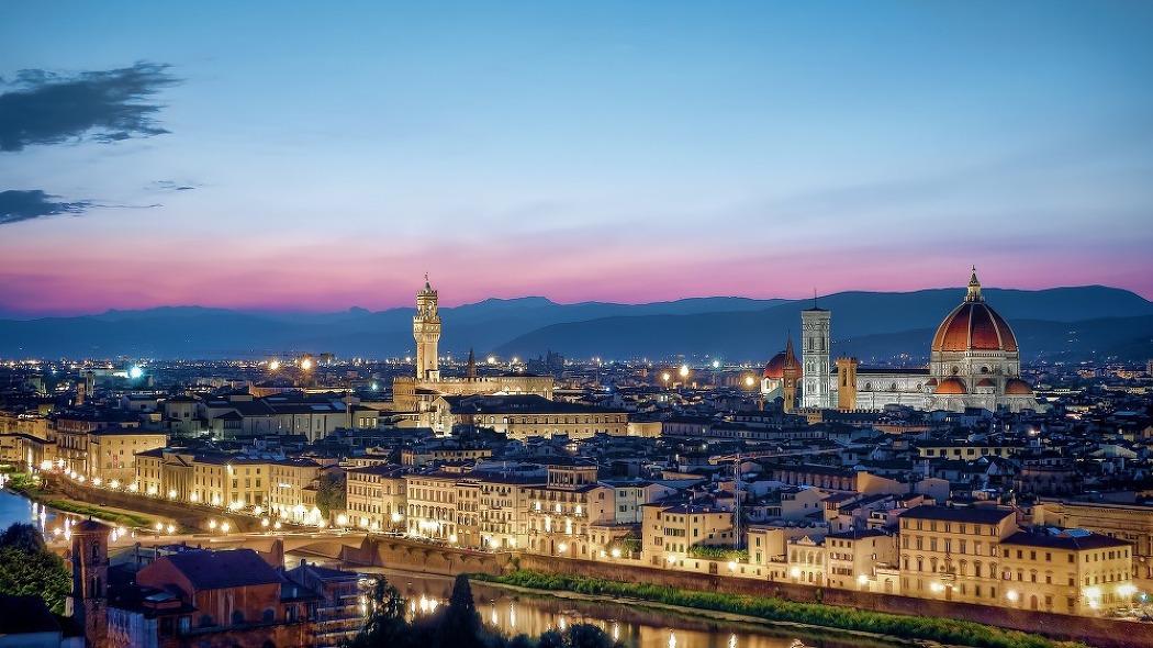 이탈리아, 피렌체 Firenze 1일 여행 경비 계산, 날씨[유럽 배낭여행 비용]