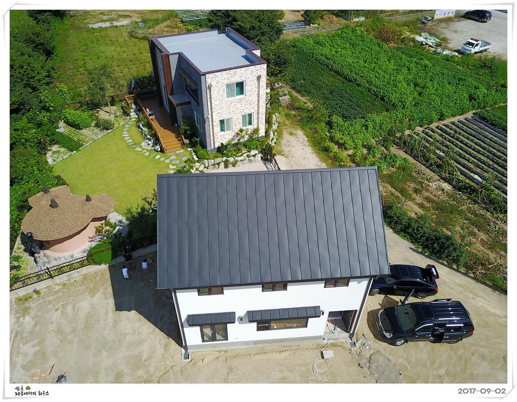 경기도 포천 제로에너지하우스#3 (시공완료)