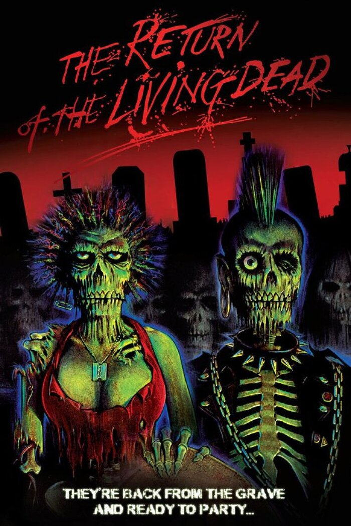 리빙데드(The.Return.of.the.Living.Dead.1985)