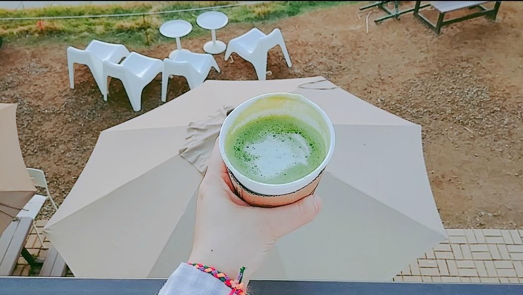 인천 분위기와 경치 좋은 라노비아 카페에서 커피 마신후 산책