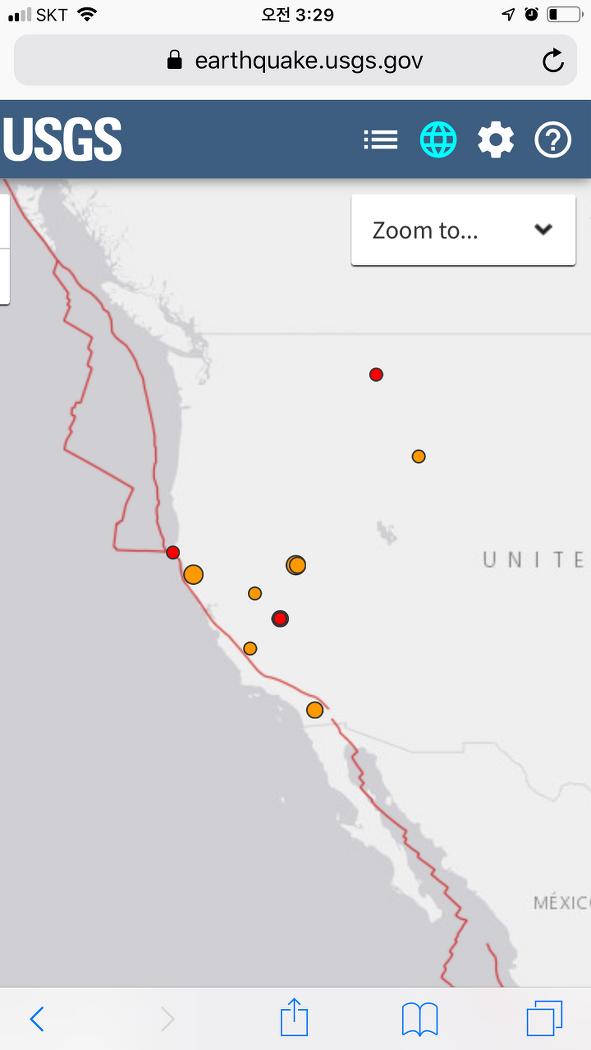 world earthquake