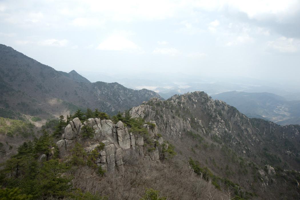 가야산 Gaya Mountain
