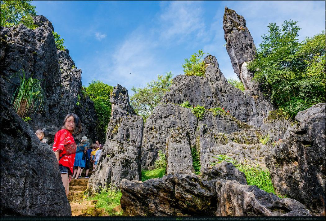 베트남 사파 (7) - 함롱산