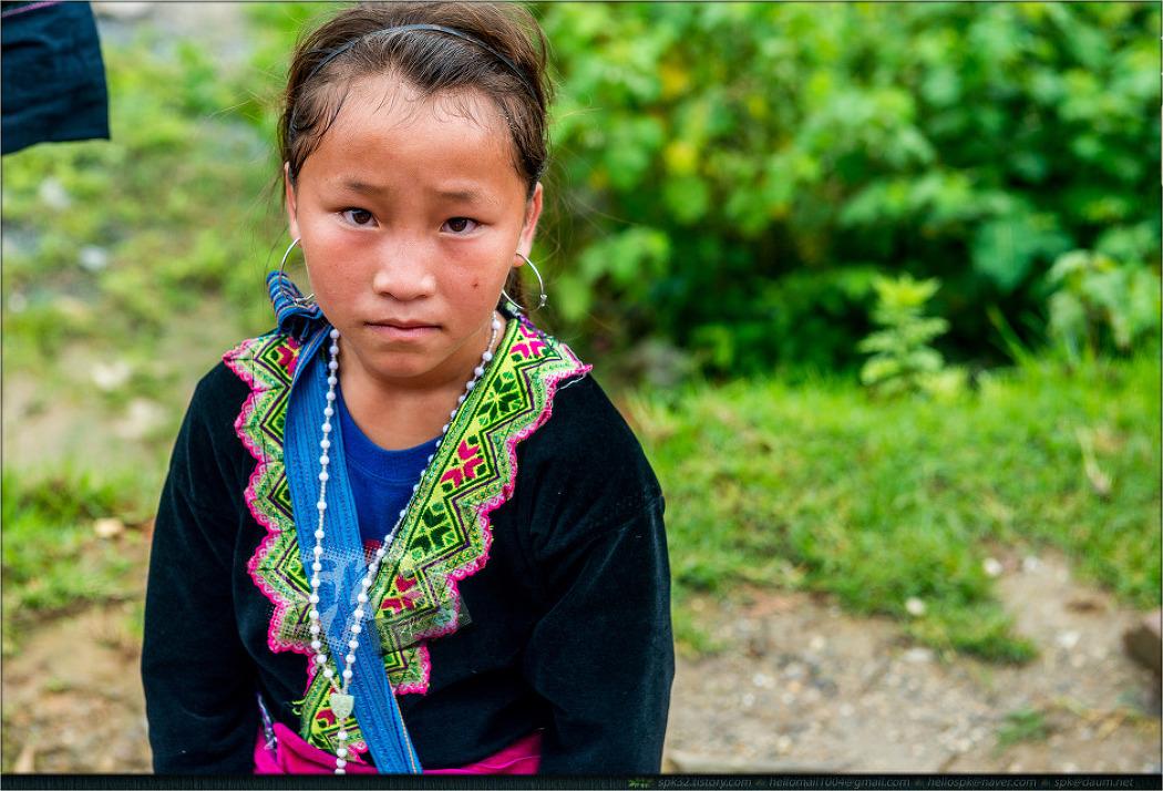 베트남 사파 (4) - 라오짜이, 따반 트래킹 (1)