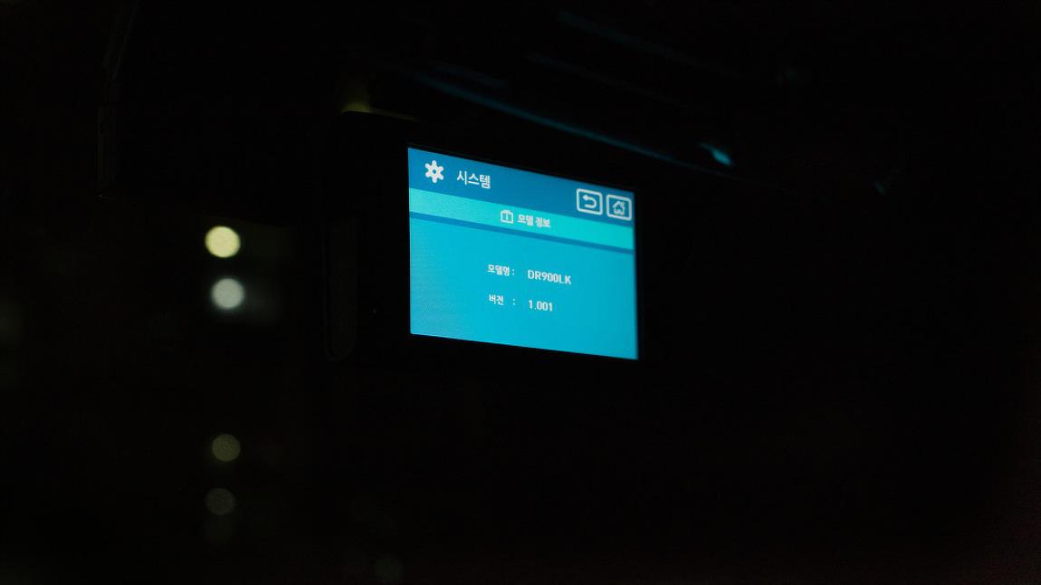 블랙뷰 국내최초 4K 블랙박스 DR900LK V1.001..