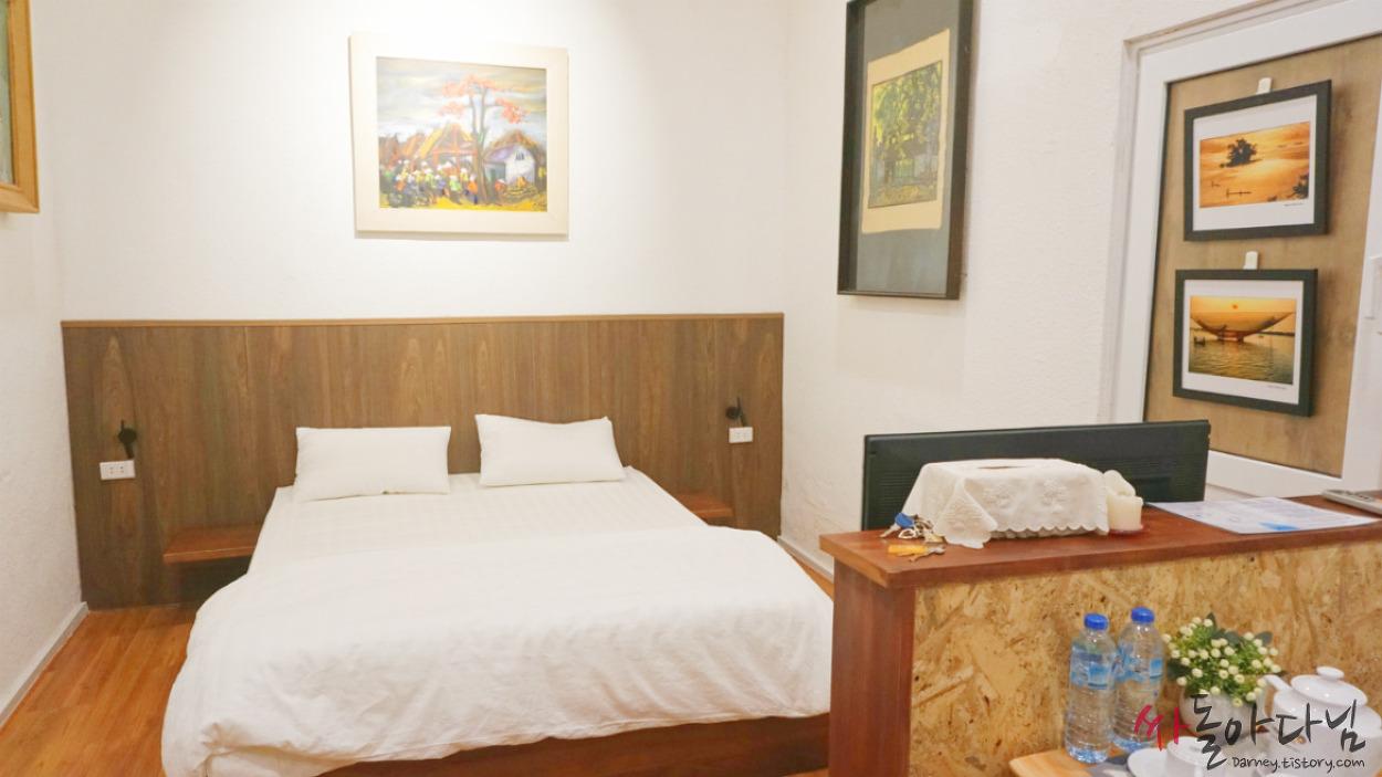 베트남 하노이 여행: 호텔급 하노이 에어비앤비(Airbnb) 추천 +에..