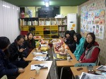 민영복지센터 - 마지막 수업