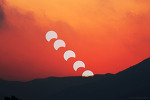 부분 일식 (Partial Solar Eclipse)