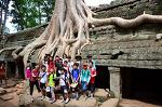 캄보디아 여행 3 - 앙코르 톰, 롤로스, 반데이스레이