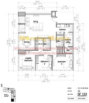 Manila Makati Condo For Sale Rockwell Edades Tower And Garden Villas Unit Layout No.15 3BR 133 SQM