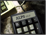 ALPS Universal Numeric Keypad, KPX-17P/S :: 키패드가 평생보증이라고?!