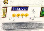에피소드 9 - 빠리의 지하철 역
