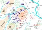 남북전쟁 3. 동부전역 - a. 불런전투