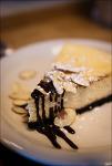 #53 Cheese cake & Hot choco