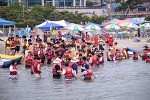 2012 부산광역시 청소년어울림 해양레포츠캠프